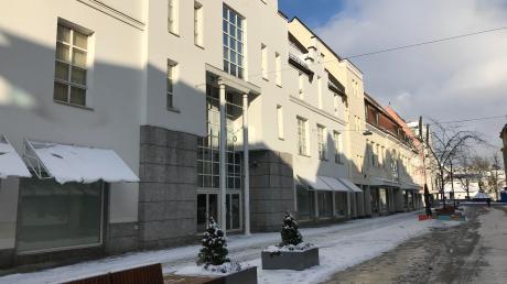 Gähnende Leere herrscht aktuell in der Ingolstädter Fußgängerzone. Und das liegt nicht allein an Corona. Gerade am östlichen Rand der Ludwigstraße gibt es große Leerstände. Nicht nur das Kaufhof-Gebäude, sondern auch daneben das C&A-Gebäude warten auf eine weitere Nutzung.