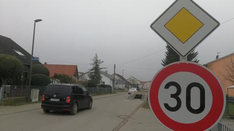 Bis Ende 2020 durften Autofahrer in der Windener Straße nur 30 km/h fahren. Die Geschwindigkeitsbegrenzung war jedoch rechtswidrig, wie sich herausstellte.