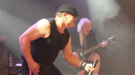 Die Mannheimer Band AC/ID covert AC/DC-Songs.
