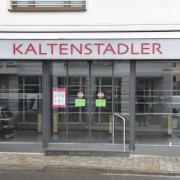 Aufgrund von Quarantänebestimmungen muss die Bäckerei Kaltenstadler in dieser Woche geschlossen bleiben.