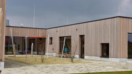 Eines der größten Projekte der Gemeinde in den vergangenen Jahren ist das Haus für Kinder in Karlshuld.