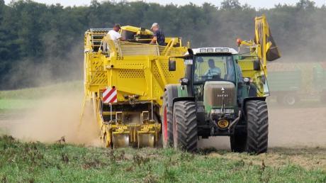Wer Ackerflächen von der Gemeinde Weichering pachtet, muss für die nächsten Jahre mit höheren Preisen rechnen.