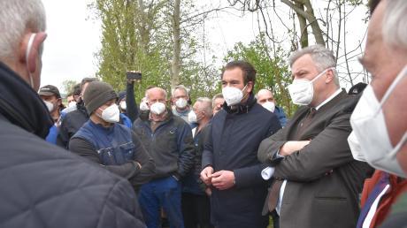 Matthias Enghuber und Roland Weigert haben in den vergangenen Jahren für mehr bayerische Beteiligung in Sachen Donaumoos gekämpft. Viele Landwirte fühlen sich mit ihren Anliegen im Stich gelassen.