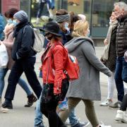 Die Masken können in der Ingolstädter Innenstadt ab Samstag, 0 Uhr abgenommen werden.