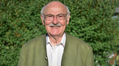 Werner Hommel feiert seinen 85. Geburtstag. Er prägte seine Wahlheimat Neuburg mit beruflichem, politischem und ehrenamtlichem Engagement.