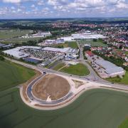Am Neuburger Südpark soll eine neue Lidl-Fliale entstehen.