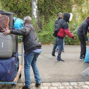 Die letzten Flüchtlinge zogen in dieser Woche aus der Gemeinschaftsunterkunft an der Donauwörther Straße in Neuburg aus.