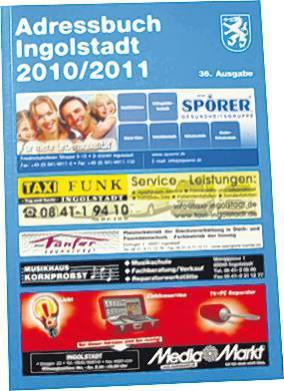 adressbuch ingolstadt