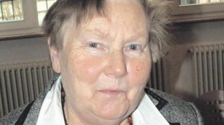 Eleonore Kostjuk hat vor 25 Jahren die Atomkatastrophe in Tschernobyl miterlebt. Bei der Eröffnung der Aktion Fastenopfer in Oettingen war sie als Gast eingeladen.