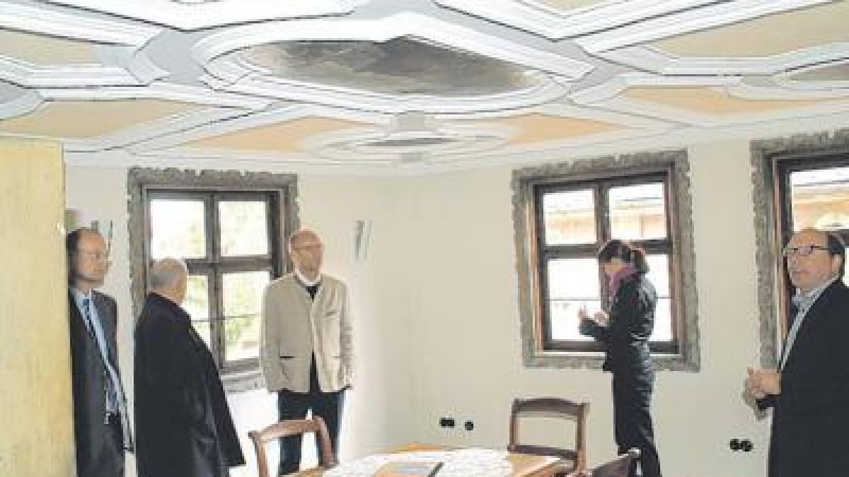 Baudenkmäler: Ein gutes Stückchen Stadt saniert - Nachrichten ...