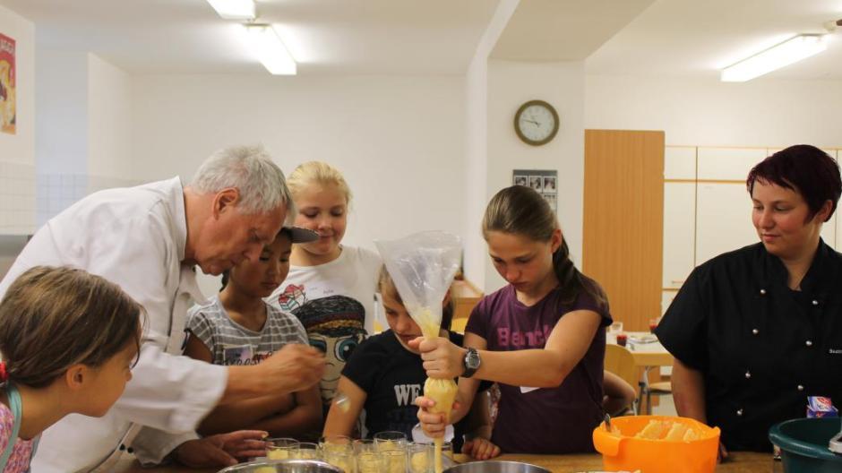 Sommerküche Kochen : Ferienprogramm: sommerküche für nachwuchsköche nachrichten