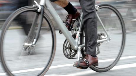 Mit mehr als zwei Promille war ein Fahrradfahrer zwischen Megesheim und Raid unterwegs.