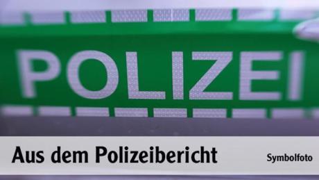 In Wechingen gab es am Mittwoch einen Autounfall.