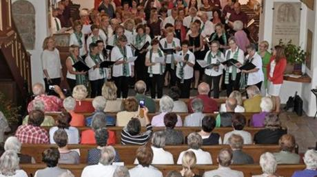 In Hohenaltheim gab es ein besonderes Sommerkonzert.