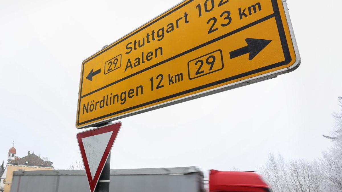 Verkehr B29