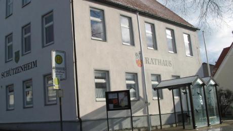 Die Sanierung des Gemeinde- und Rathauses in Forheim schlägt sich auch im diesjährigen Haushalt nieder.