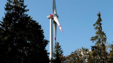 Der Amerdinger Gemeinderat hat sich gegen einen Windpark im Kesseltal entschieden. (Symbolbild)