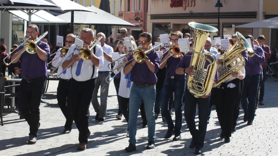Kletterausrüstung Augsburg : Glaube: ein halbes jahrtausend reformation gefeiert nachrichten