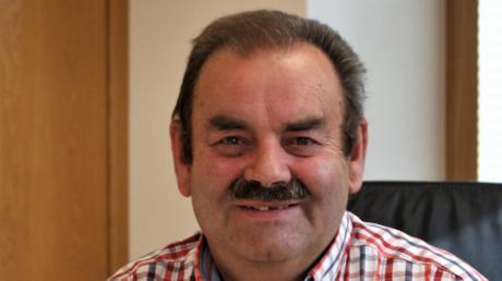 Werner Thum ist bereits seit 1990 Bürgermeister der Gemeinde Forheim.
