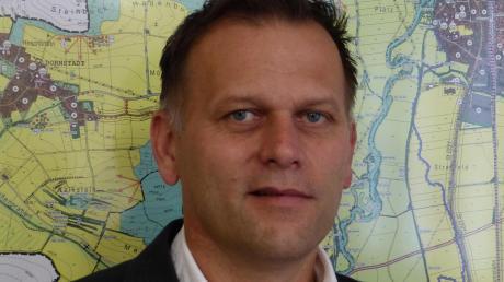 Auhausens Bürgermeister Martin Weiß schaffte es mit vielen Helfern aus dem Dorf, die Kirchweih neu zu beleben und zum gesellschaftlichen Magneten zu entwickeln.