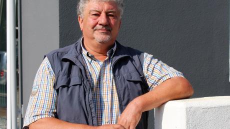Bereits seit 1996 ist Hermann Schmidt Bürgermeister in Amerdingen. Ob er bei den nächsten Kommunalwahlen nochmals antritt, lässt er offen.