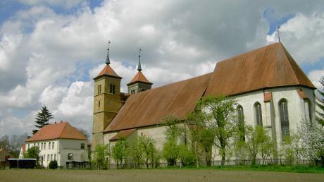 In der Auhausener Klosterkirche soll laut Polizei der Opferstock aufgebrochen worden sein. (Archivfoto)