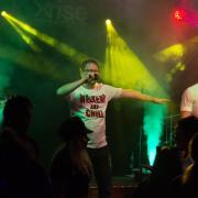 """So wurde beim """"Porno-Fasching"""" im Rieser Tanzzentrum in Pfäfflingen gefeiert."""