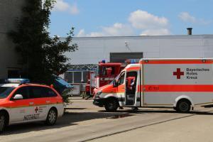 Schwelbrand in Nördlinger Unternehmen
