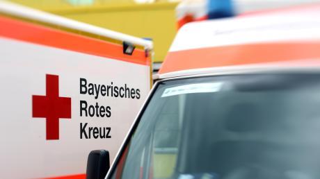 Der 78-Jährige zog sich bei einem Fahrradunfall in Auhausen eine schwere Kopfverletzung zu.