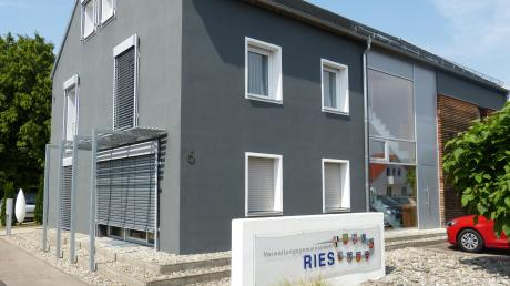 Die Elektronik im Verwaltungsgebäude der VG Ries in Nördlingen soll erneuert werden.