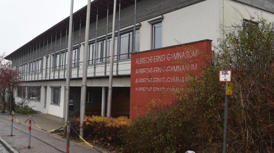 Gymnasium Oettingen: Anbau doppelt so teuer: Platzt der Baubeginn am ...