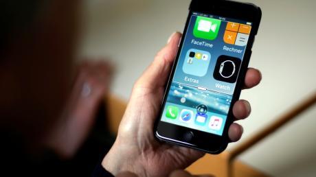 In Wechingen ist ein Smartphone gestohlen worden. (Symbolbild)