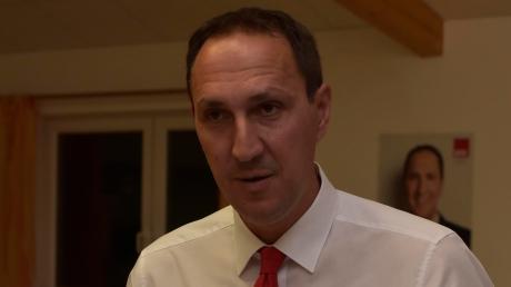 Bürgermeister Christoph Schmid