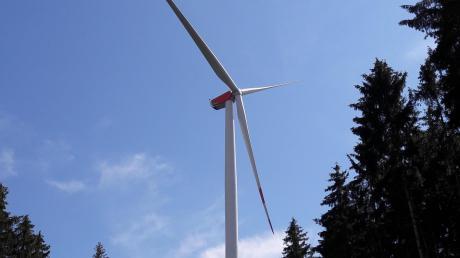 Bei Forheim sollen drei Windräder gebaut werden.