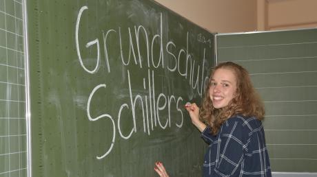 Pauline Aumann absolviert ihren Bundesfreiwilligendienst an der Grundschule an der Schillerstraße. Doch noch gibt es keinen Nachfolger für die 18-Jährige im kommenden Schuljahr.