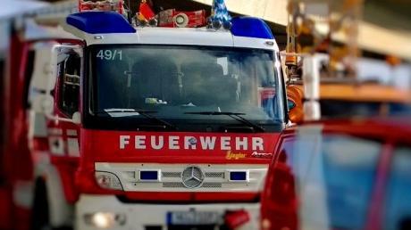 Die Feuerwehr musste Freitagmorgen ausrücken, um einem CO2-Alarm nachzugehen.