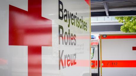 Weil der Nördlinger Rettungswagen im Fränkischen im Einsatz war, rückte der RTW aus Oettingen aus.
