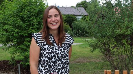 Petra Eisele will 2020 Bürgermeisterin von Ederheim werden. Die 36-Jährige hat beim Spielplatz-Projekt erfahren, wie gut die Bürger zusammenarbeiten und würde sich freuen, viele andere Ideen in der Gemeinde zu realisieren.