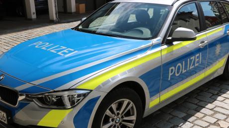 In Wechingen hat sich am Sonntagnachmittag an einer Kreuzung ein Unfall ereignet.