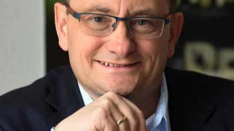 Ulrich Lange sitzt für die CSU im Bundestag und ist stellvertretender Vorsitzender der Bundestagsfraktion der Union.