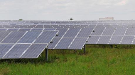 Südöstlich von Ehringen soll eine Freiflächen-Photovoltaikanlage entstehen.
