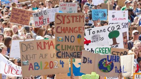 Die Fridays-for-Future-Bewegung hat für den heutigen Freitag weltweit zu Demonstrationen aufgerufen. Im Landkreis wird nur in Donauwörth gestreikt.