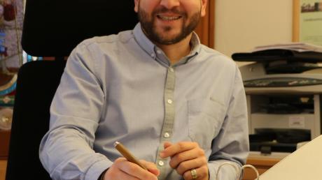 Jürgen Leberle will erneut Bürgermeister von Reimlingen werden.