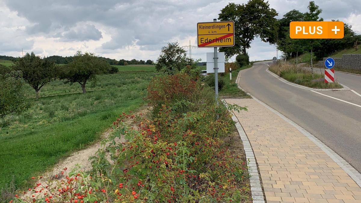 Neues Baugebiet in Ederheim - Augsburger Allgemeine
