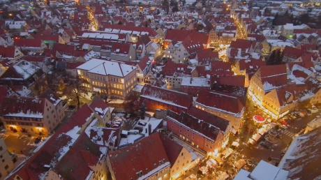Weihnachtsmarkt Nördlingen 2019: Öffnungszeiten, Programm und Termine - hier gibt es die Infos.