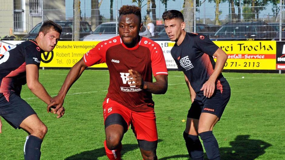 Fussball Spielabbruch In Mottingen Zweifel An Rassismus