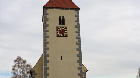 In der Simultankirche in Ehingen am Ries finden sonntags zwei Gottesdienste statt.