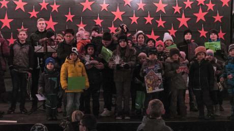 Strahlende Kindergesichter unter den Ganstanz-Gewinnern 2019.