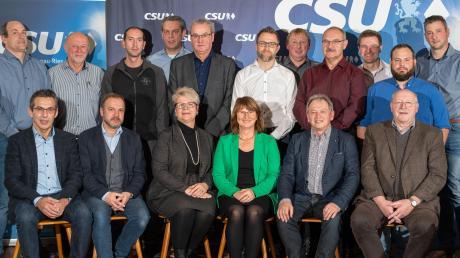 Am Sonntag sind die Kandidaten von CSU und FWG für den Oettinger Stadtrat nominiert worden.