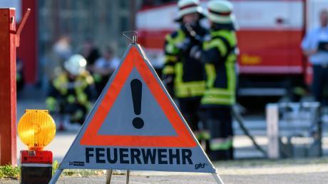 Am Donnerstagabend musste die Nördlinger Feuerwehr ausrücken, um einen Komposthaufen zu löschen.